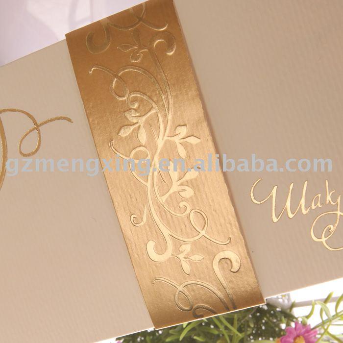 Black And Gold Wedding Invitations was luxury invitation design