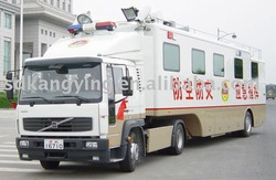 Large Mobile Command & Telecommunication vehicle