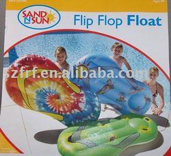 inflatable flip flop mattress,Inflatable flip flop float,inflatable flip flop raft,inflatable flip flop lilo