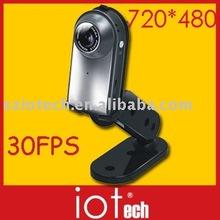New AVI 720*480 portable DVR digital video camcorder