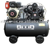 diesel drive air compressor