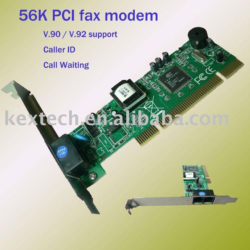 Conexant 11252 fax modem