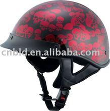 Motorcycle Harley Helmet/open face helmet/ colored helmets harley/BLD-150