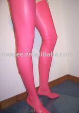 Adult latex pants
