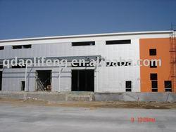 Steel Metal house