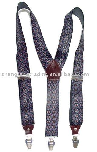 Trouser suspenders 3