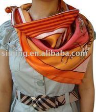 Customized Silk Scarf