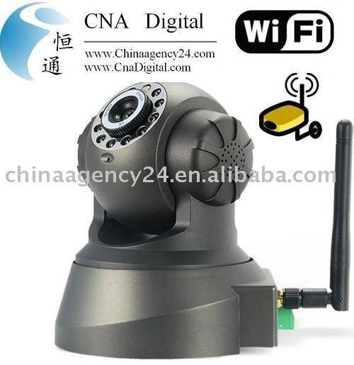 Internet Surveillance Cameras