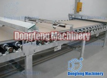 Gypsum production machinery line