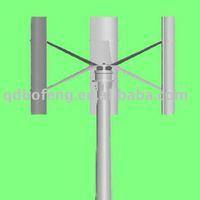 100W Vertical Axis Wind Power Generator
