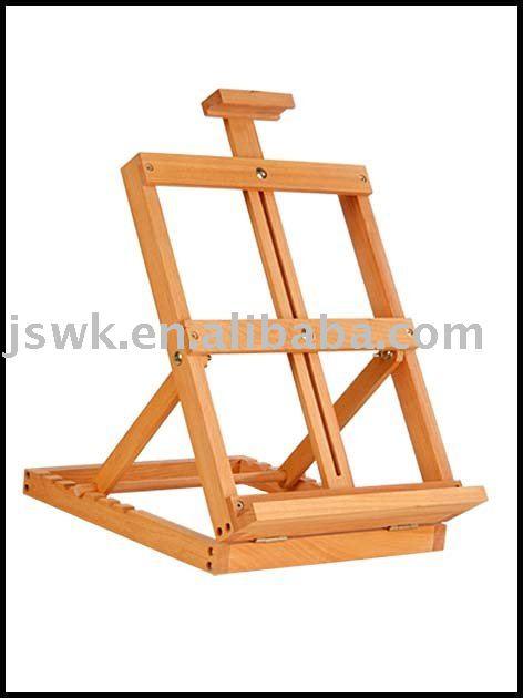 Mesa de caballete de madera caballetes identificaci n del - Caballetes para mesa ...