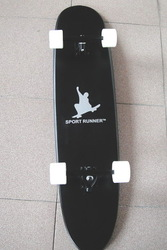 Maple skateboard