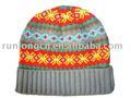 invierno hat-RL-HA033 del telar jacquar del cabrito