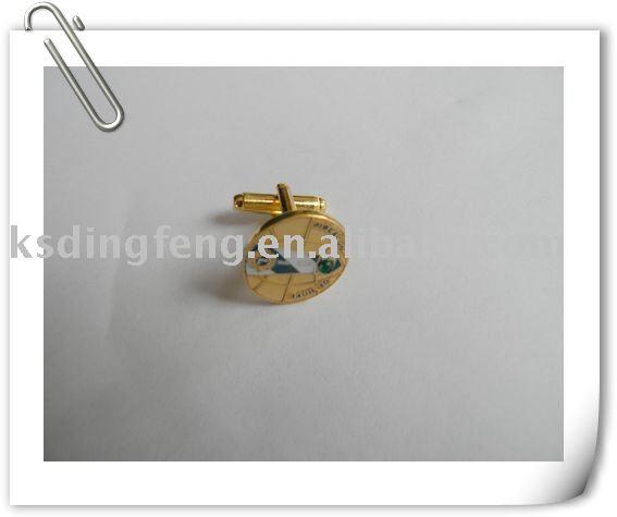 Metal Cuff link button