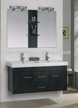 bathroom furniture, solid wood bathroom cabinet vanity