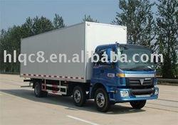 FOTON HLQ5243XXY van truck