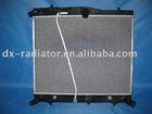 Auto radiator for Toyota Hiace'05