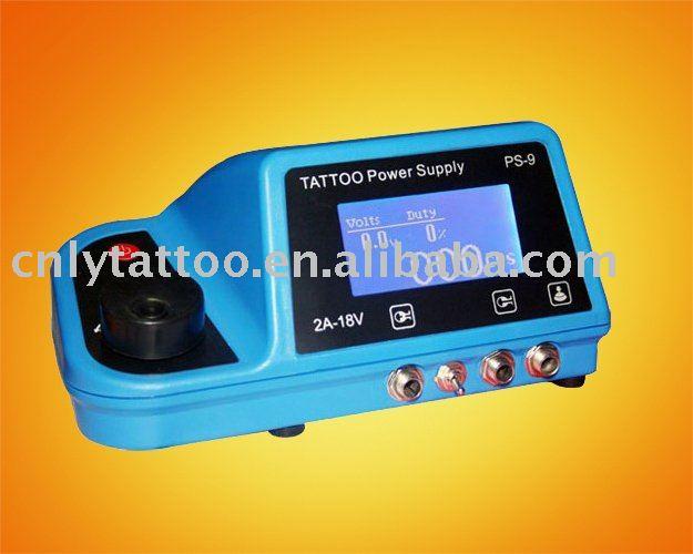 Wholesale tattoo power RD9003 blue