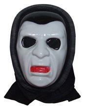PVC vampire mask