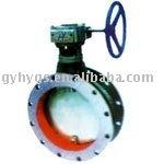 Hua Yuan High Pressure Butterfly Valve