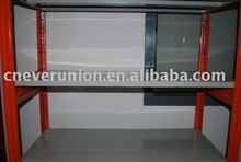 light duty angle steel shelves
