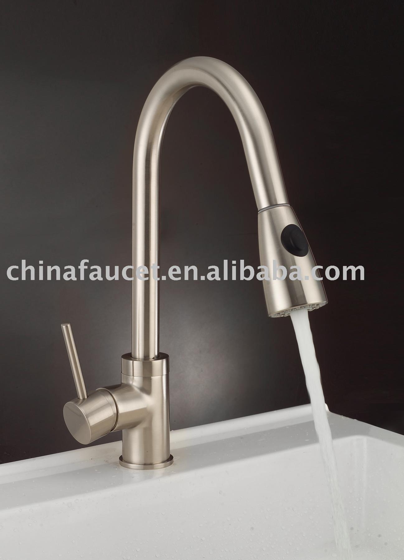 Single Kitchen Faucet