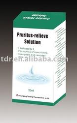 Pruritus-relieve Solution