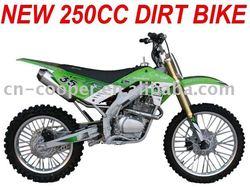250CC Motocross bike