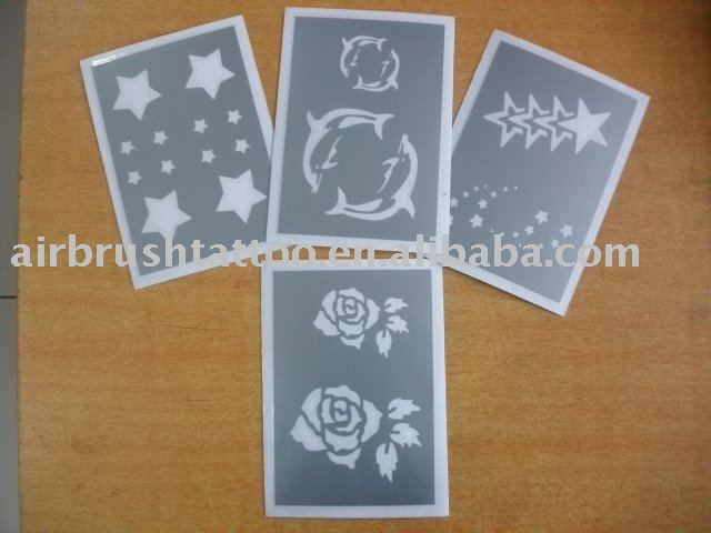 See larger image: Temporary Glitter tattoo stencil. Add to My Favorites. Add to My Favorites. Add Product to Favorites; Add Company to Favorites