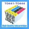 compatible for Epson Stylus C64 C66 C84 compatible ink cartridge for Epson T0441 T0442 T0443 T0444