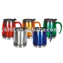 customized travel mug gift electrical with logo imprinted engraved