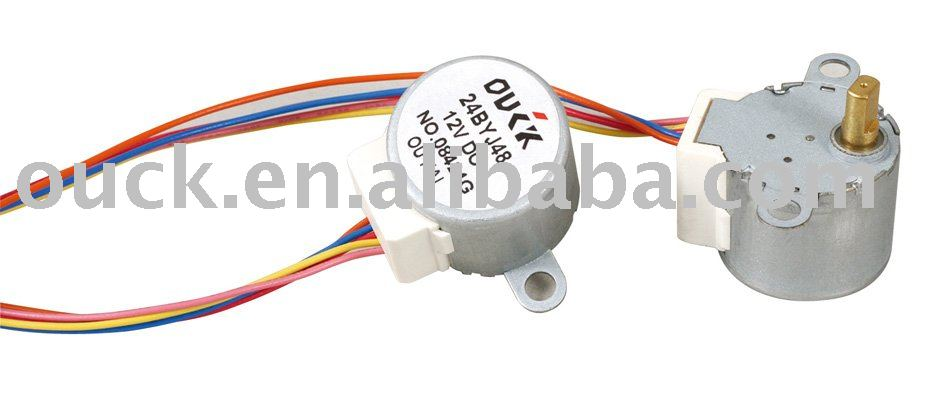 24byj48 ad3 dc micro stepper motor buy 12v electric for Low profile stepper motor