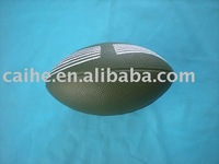 pu stressed rugby ball