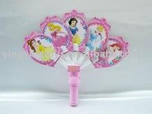 plastic hand fan ( promotional hand fan )