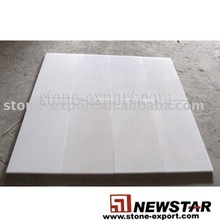 Manufacture white marble
