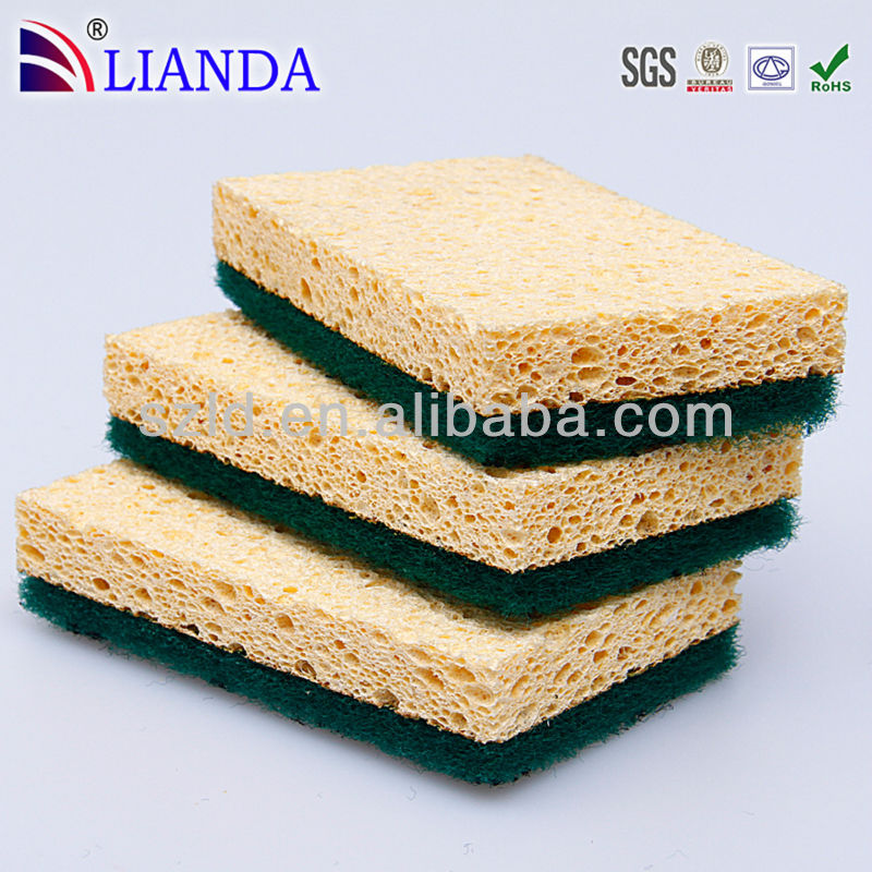 Cellulose+sponge+manufacturing+process