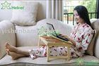 bamboo laptop tray