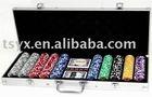 500pc ABS poker chip set