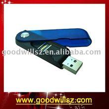 Secure Fingerprint USB Memory Stick of Optional Capacities