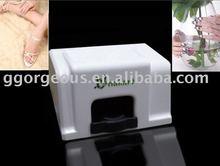 nail printer can print 5 finger /toe nails/ 3 roses at one time;