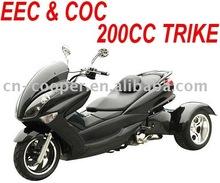 200cc EEC Trike ATV