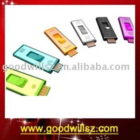 Oem promotion gift double-sided usb 2.0