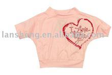short sleeve new and popular cotton children T-shirt
