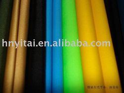 shiny nylon/spandex fabric/tricot fabric