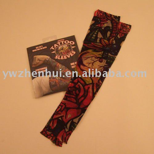 See larger image: sleeve tattoo tribal, Tattoo Panty-Hose, Tattoo Leggings,