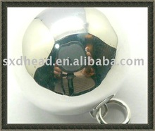 with hoop stainless steel ball