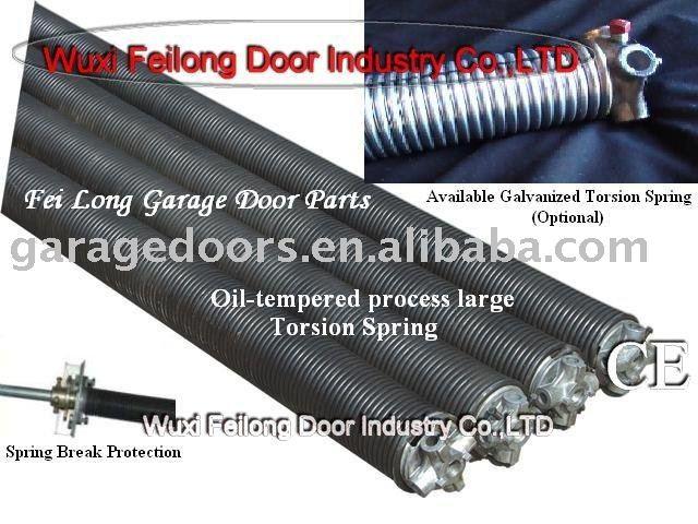 Overhead Door Installation Instructions Dual Torsion