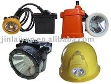 high power LED mine cap light