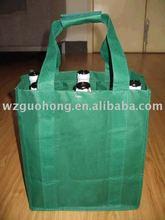 Eco-friendly Non-woven wine carrier