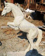 stone animal sculpture